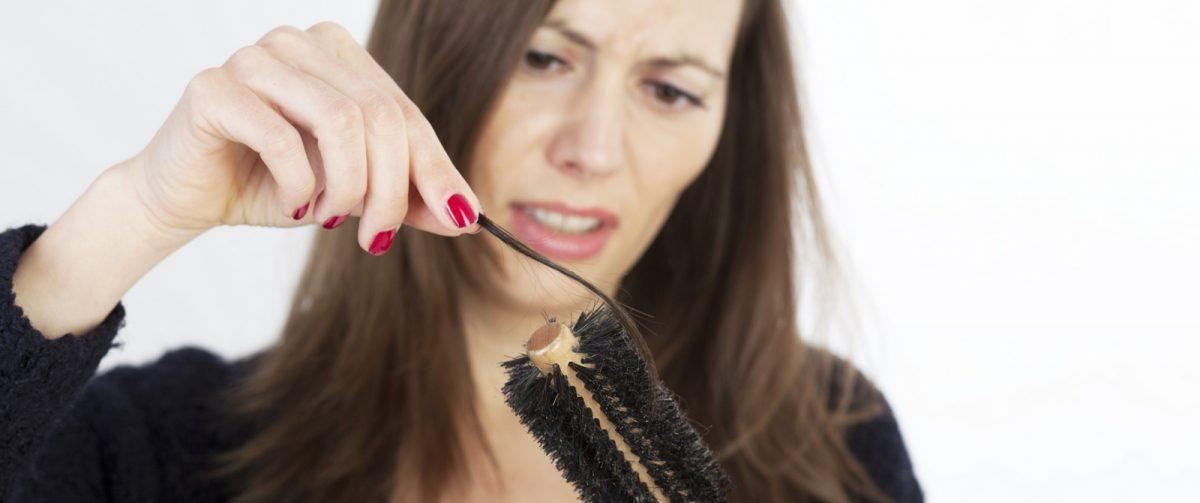 Облысение (выпадение волос)